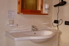 bagno della camera doppia