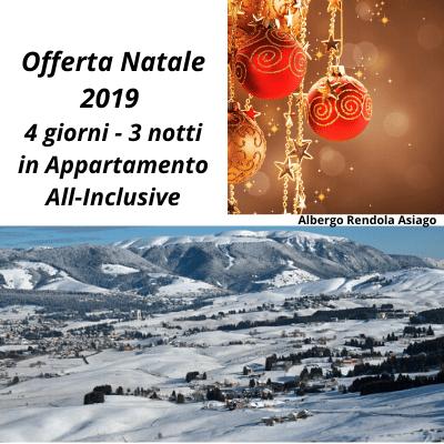 offerta Natale 2019